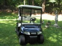 "2010 Like New 48 Volt-Model 606602G01- ""GOLF RIDER"""