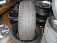 275-60-20 bf goodrich tires call leamon or Lenny @  or