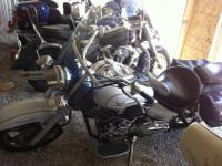 We are selling a 2006 Yamaha 1100 Classic. We are