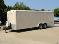 Haulmark Car Hauler Trailer in Excellent Condition Has