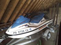 2004 SEA DOO GTI RFI; everyone knows the Sea-Doo line