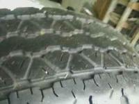 I have several different size of tires. asking $100 for