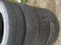 Hi i have (4) 215-65r-16 tires for sale they are dayton