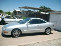 2000 Acura Integra coupe..great running little