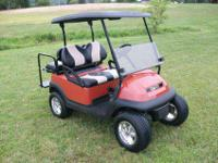 2007 Lifted Club Car Precedent, Jakes 3 in Lift, Rear