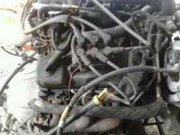 Engine has 98k original miles. Fits 03 and up. Was