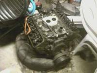 Motor has 125,000 miles came out of a 1994 Chevy Truck