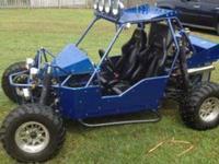2006 Joyner Sand Viper 800cc EFI. 58 Horsepower three