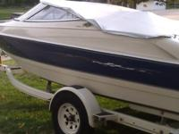 I have a 1996 Bayliner Capri that I am looking to sell.
