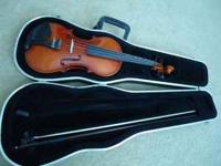 FULL SIZE SCHERL & ROTH VIOLIN IN GREAT CONDITION , W/