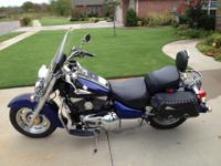 Hi everyone!Up for sale is a 2001 Suzuki VL Intruder