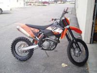 Stock # 341603Very clean 2008 KTM 450 XCF! Bike runs