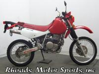 2007 Honda XR650L with 2300 Miles.This Honda only has