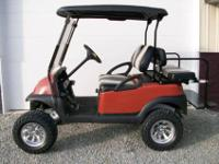 2007 Lifted Club Car Golf Cart, 23 in Tires! 2007 Club