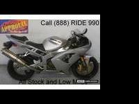 2003 used Kawasaki Ninja ZX636 crotch rocket for sale