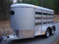 Brand New Livestock Trailer that Fits of Your Smaller