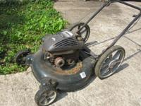 I have a 21 inch cut Bolens Mower with a 4.5 hp Briggs
