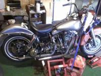 1200 1978 Harley FX/FL ShovelheadElectric and