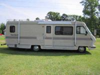 Class A 1988 Fleetwood/ Southwind 28' Runs excellent.