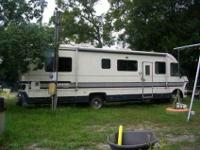 1989 Rockwood Driftwood RV for sale. Runs Great! We
