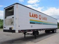 1999 Utility Reefer Trailer (NO Refrigeration Unit),