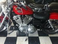 We are selling a 2002 Sportster.It has 7545 Miles on