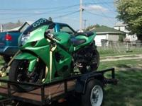 2003 gsxr 1000 has an four gsxr 1000 motor,also has the