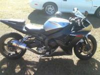 up for sale or trade my 2003 r1. its had 34k miles on