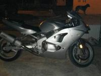 i have a 2006 silver kawasaki zzr 600 with 21,xxx miles