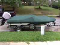 I have my 2006 Nitro 750 bass boat up for sale!So this