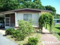 $4,500.00 2 bed room 1 bath Mobile Home in adult park.