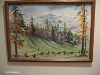 Howard Watson Water Color - $4500 (Medford, NJ) See