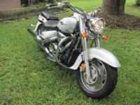 I am currently selling a 2007 Suzuki Boulevard C90 the