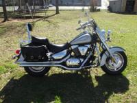 2003 Suzuki Intruder 1500Like new condition. Very low