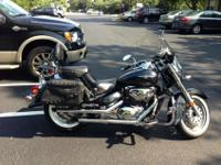 I am selling my 2006 Suzuki Boulevard C50 because I am