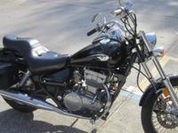 Hey all,I'm selling my 07 Kawasaki Vulcan 500LTD for