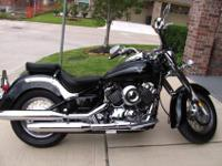 Yamaha V-Star 650 Classic for SALE by owner. 649cc.