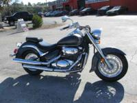 This is a beautiful, 1 owner 2008 Suzuki C50 Boulevard