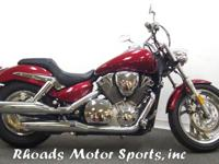 2004 Honda VTX 1300 with 47,961 Miles.For an