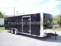 24' Pro-Line BLACK Deluxe IN STOCK 4599.99, Elkhart, In