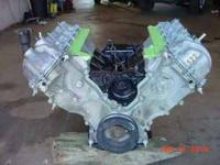 Re-manufactured 4.6/5.4 Ford Triton engines available.