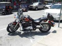 VERY NICE>>> GARAGE KEPT>>> HONDA SHADOW 1100 SABRE