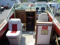 For sale is my 1980 Mark Twain Cuddy Cabin. This boat