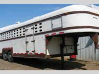 All fiberglass trailer by Triggs In my opinion, you