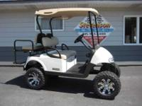 2008 EZ GO RXV Electric Golf Cart in BRAND NEW