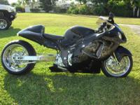 This Busa is as good as it gets one owner only 1800
