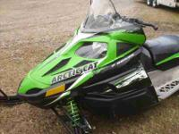 2010 Arctic Cat F5LXR. Sled is in perfect condition. It