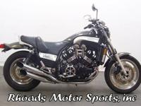 2001 Yamaha V_Max 1200 with 15,773 MilesThis is a great