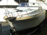"Good starter cruiser. This boat is being sold ""AS IS"","