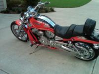 2005 Screamin Eagle VRod, VRSCSE CVO, Original owner,